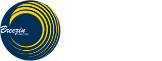 Breezin HVAC Inc Logo